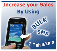 Send Bulk SMS from your pc